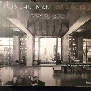Julius Shulman Los Angeles Coffee Table Book New